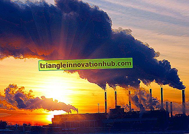 Méthodes de surveillance des polluants atmosphériques: 4 méthodes - la pollution de l'air