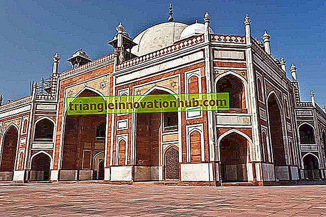 Mughal-Periode: Historische Informationen zur Mughal-Periode - Kunst
