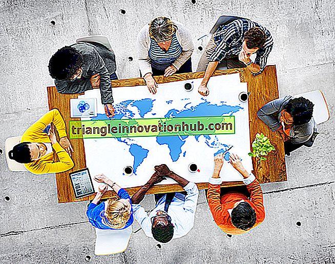 Bedeutung der Zusammenarbeit im Ausland für das Wachstum Ihrer Firma - Feste