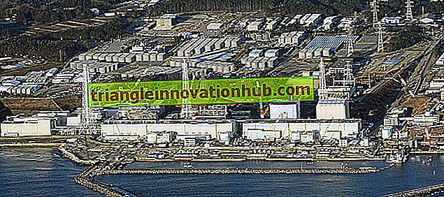 Fukushima Daiichi Power Plant Tragedy i Japan - japan