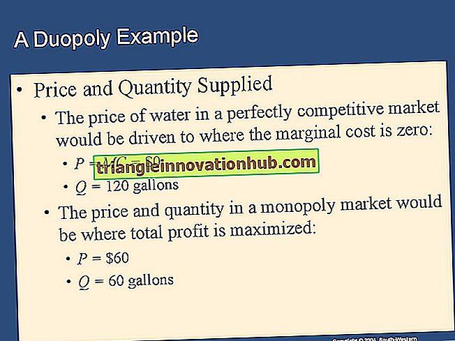 سوق Oligopoly: مثال ، أنواع وميزات - سوق احتكار