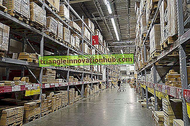 Lagertyper Typer: 5 Typer af varehuse - Forklaret! - detailhandel